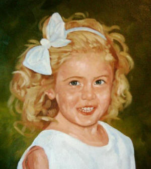 Portrait Gallery - Child Portrait