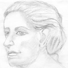 Psychic Art - After Spirit Porrrait