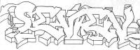 Drawing Graffiti