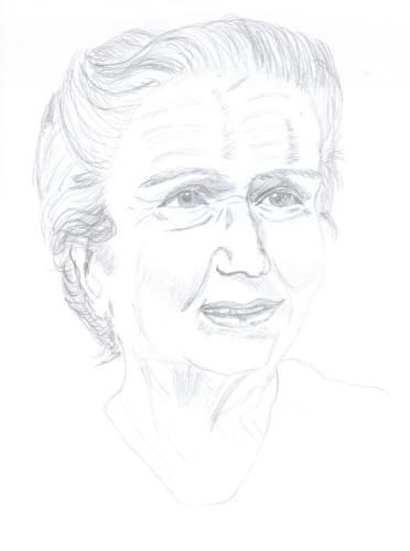 A4 Spirit Portrait